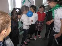Посвящение учащихся 1 класса в организацию «Чудоград»._1