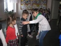 Посвящение учащихся 1 класса в организацию «Чудоград»._2