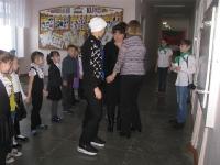 Посвящение учащихся 1 класса в организацию «Чудоград»._3