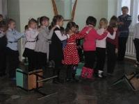 Посвящение учащихся 1 класса в организацию «Чудоград»._6