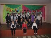 Посвящение учащихся 1 класса в организацию «Чудоград»._8
